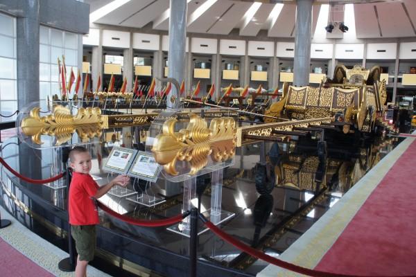Royal Regalia Museum. Bangkok, Bangkok Museum