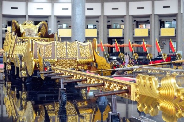 Royal Regalia Museum, travel plan to vietnam, Bangkok Tour