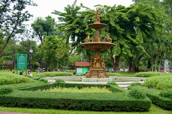 Saranrom Royal Garden, Bangkok Tour, Bangkok Park, , travel plan to vietnam