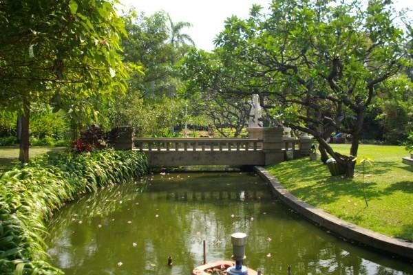 Saranrom Royal Garden, Saranrom Royal Garden in Bangkok, Bangkok