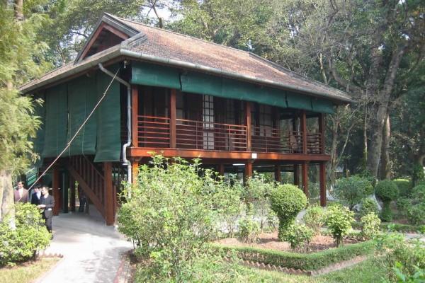 Stilt House Residence, Stilt House Residence in Hanoi, Hanoi Tour