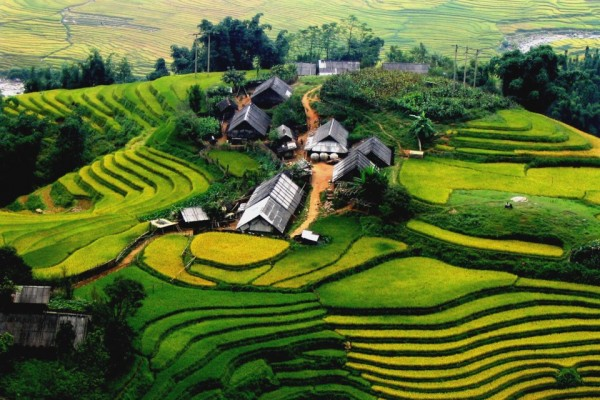 Ta Van Village, Sapa, Sapa Travel, Reservation, Cambodia Tour, Vietnam package tour