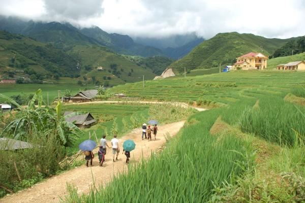 Ta Van Village, Ta Van Village in Sapa, Sapa Hotel, Vietnam holiday, Vietnam honeymoon tour