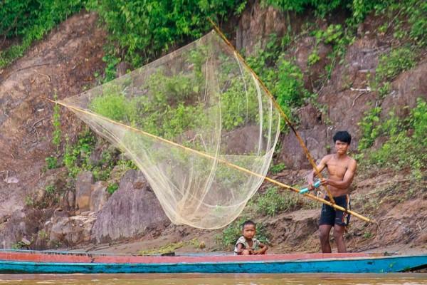 Tad Ngeuan, Tad Ngeuan in Laos, Laos Tour