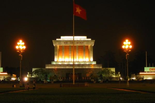 Ho Chi Minh Mausoleum, Hanoi Tour, Hanoi Travel