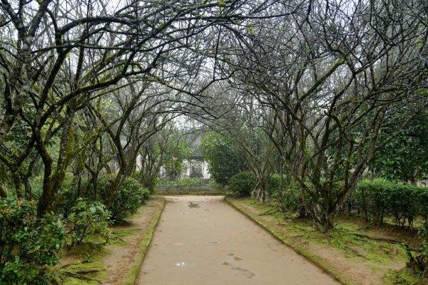 Hue Garden House overview, hue city tour