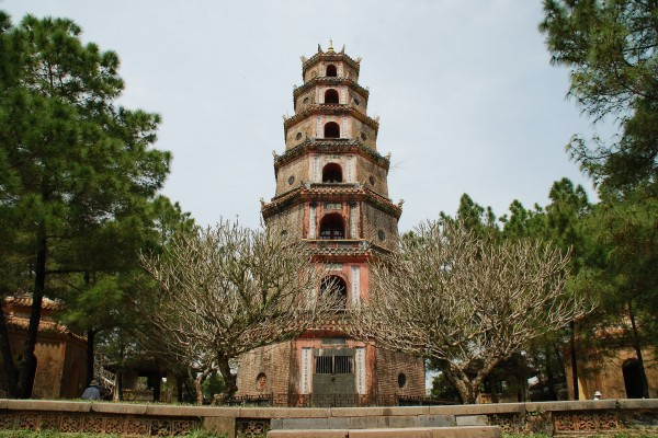 Thien Mu Pagoda, Thien Mu Pagoda Travel, Hue