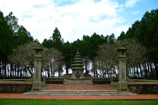 Thien Mu Pagoda, Hue Beach, Hue Pagoda