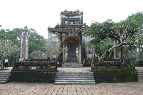 Tu Duc Tomb, Minh Mang Tomb, Hue Tomb