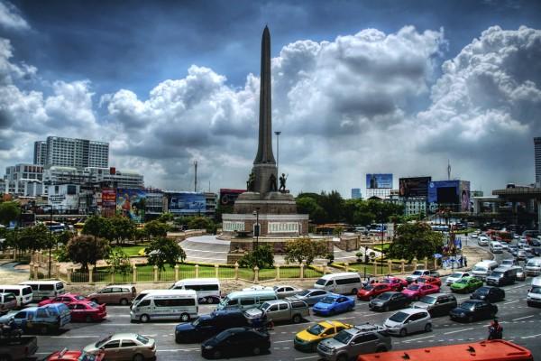 Victory Monument, Victory Monument in Bangkok, Bangkok