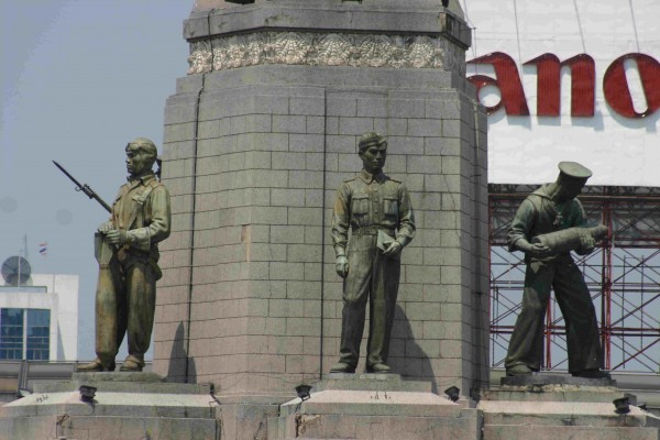 Victory Monument, Victory Monument Highlight, Bangkok