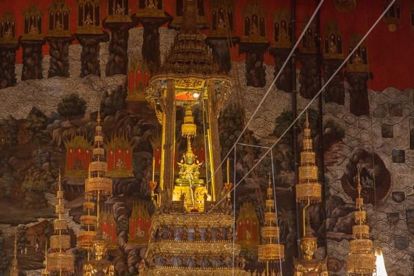 Wat Phra Kaew, Wat Phra Kaew in Bangkok, Bangkok Tour