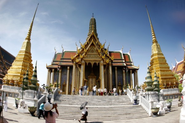 Wat Phra Kaew, Wat Phra Kaew in Bangkok, vacations, vacation, package, booking