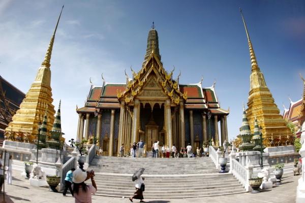 Wat Phra Kaew, Wat Phra Kaew in Bangkok, vacations, vacation, package, booking