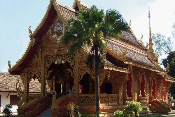 Wat Phrathat, Lampang, Thailand