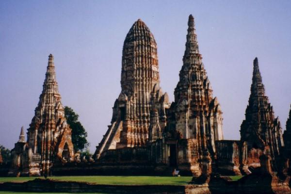 Wat Potangtai Pier, Ayuthaya Tour, Ayuthaya Travel