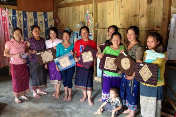 Xieng Khouang People, Xieng Khoang Province, Laos