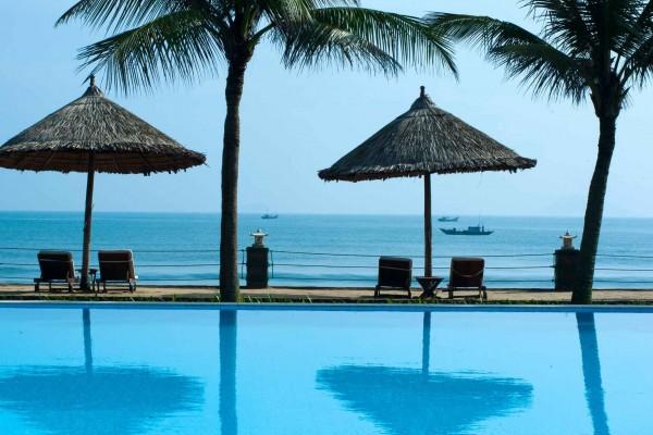 cua dai beach, travel vietnam, vietnam travel