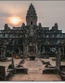 Travel Angkor Wat & Beach