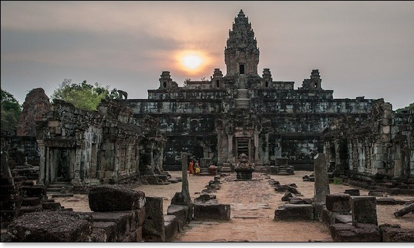 travel cambodia, angkor temple tour itinerary