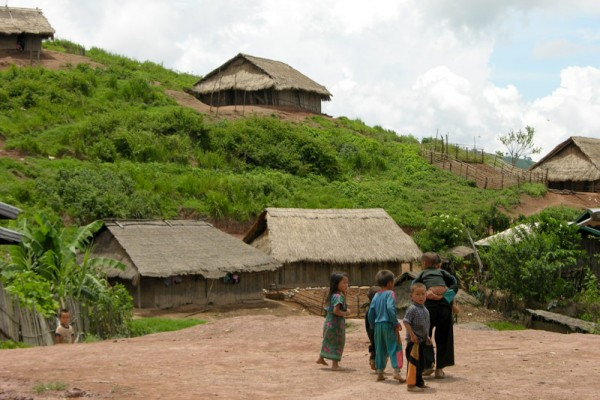 Hill Tribe Villages, Hill Tribe Villages in Xieng Khoang, Laos