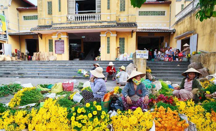 Hoi An one of the cultural heritages in the world