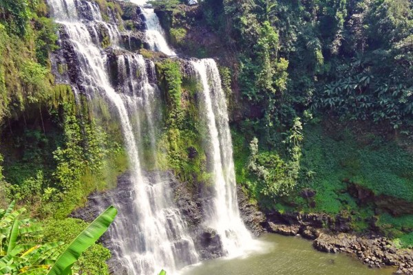 tad fane Waterfall , tad fane Waterfall in Laos