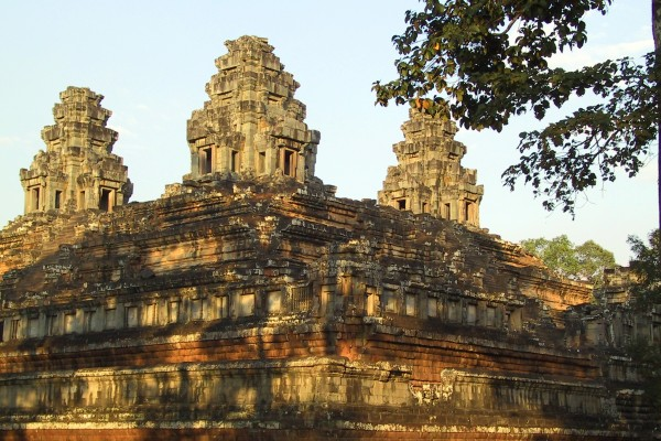 ta keo temple, angkor wat tour
