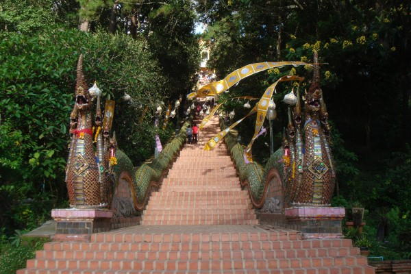 doi suthep mountain