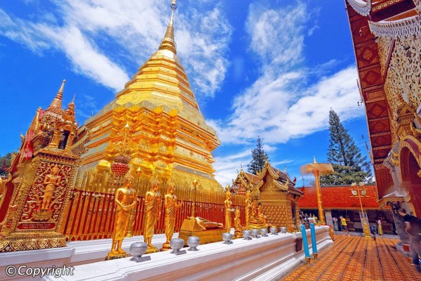 doi suthep trip, how go to doi suthep temple from chiang mai