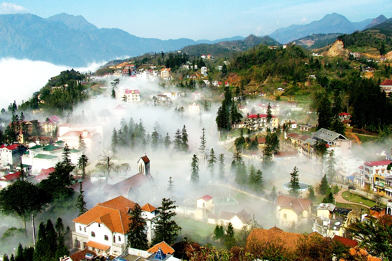 Sapa | Indochinatravelpackage.com