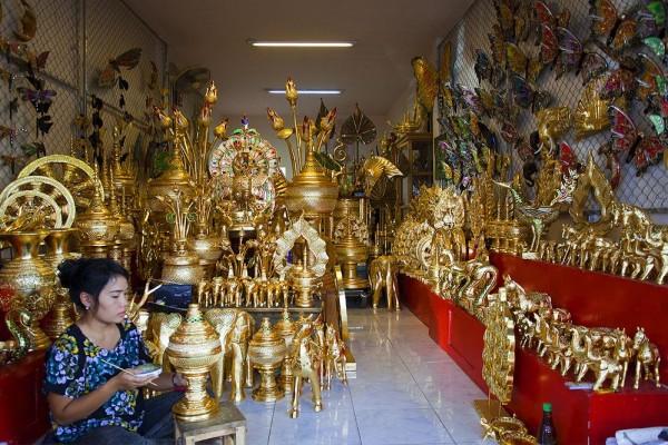 Chiang Mai Handicraft Village