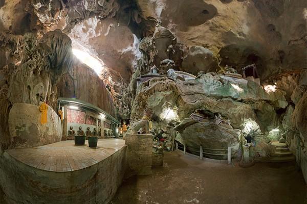 bangkok tour, chiang dao cave tour
