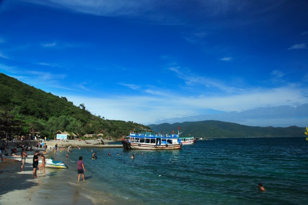 best beach in vietnam