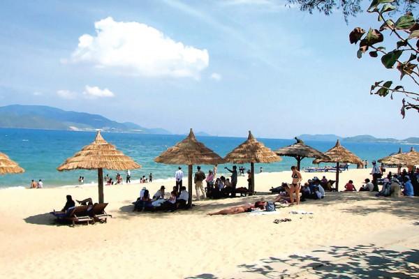 beach tour to Vietnam