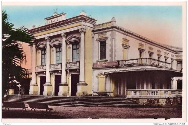 old architecture of vietnam