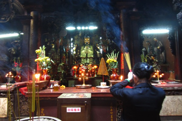 saigon pagoda tour