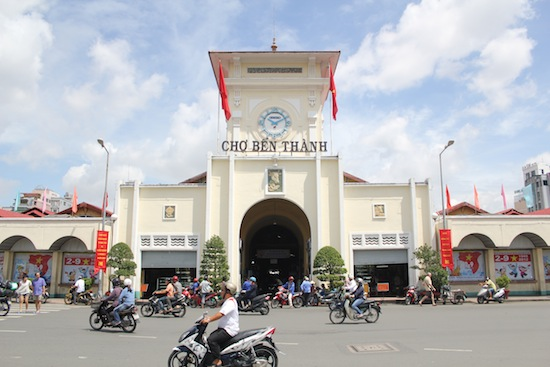 Ben Thanh market saigon, saigon travel, tour to saigon, how travel vietnam, vietnam package holiday