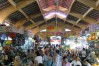 ben thanh market, indochina tour
