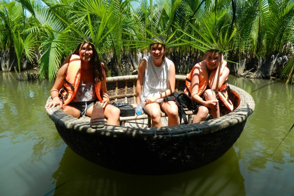 fun activities for children in vietnam, children sightseeing in vietnam