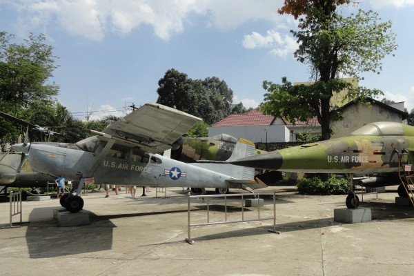 War Remnants Museum, saigon travel