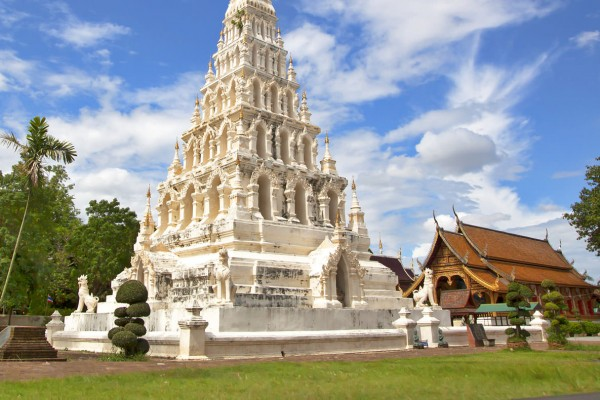 Wiang Kum Kam tour, thailand travel guide