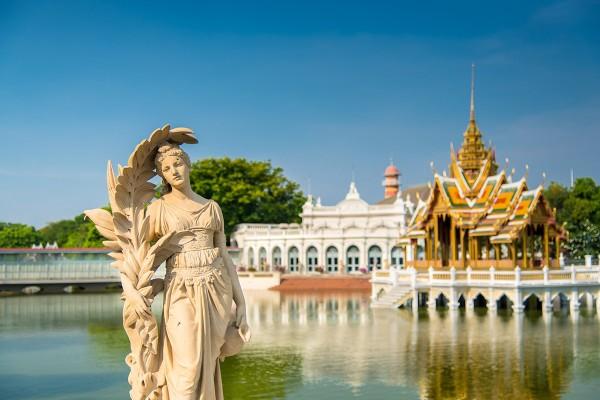 Bang Pa In, Bang Pa In in Bangkok, Bangkok Tour