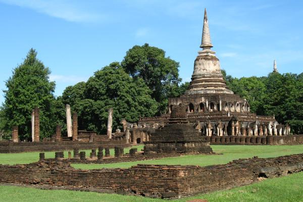 Si Satchanalai, Sokhuthai, Bangkok, Thailand