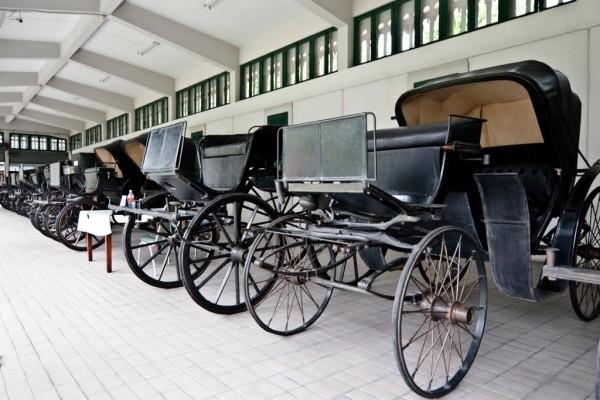 Vimarnmek Museum, Vimarnmek Museum in Bangkok