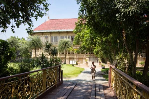 Vimarnmek Museum, Bangkok, Travel to Bangkok
