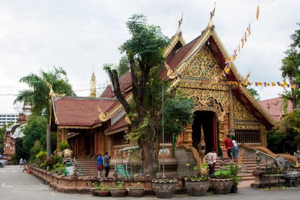 Wat Chai Mongkol. Pattaya, Pattaya Travel, Thailand Tour