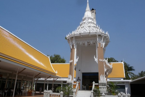 Wat Chai Mongkol, Pattaya Travel, Tour, Holidays