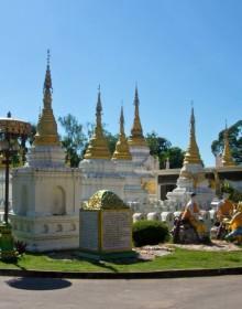 Wat Chedi Sao, LamPang, Thailand