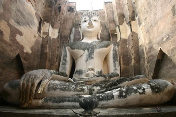 Wat Si Chum, Sokhuthai, Bangkok, Thailand